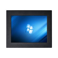 """Brede """" Capacitieve LCD van de Monitor van het Scherm van de Aanraking Temperatuur Industriële 8 Vertoning"""