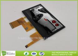 4.3-inch resolutie 480 X 272 IPS kleuren-LCD-module Capacitief paneel voor het lijmen van een verbinding