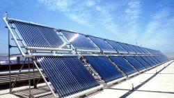 L'utilisation industrielle non de la pression système de chauffage de l'énergie solaire