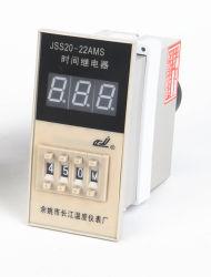 Temporizador digital Jss20-22 Relé de tempo