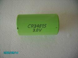 12AH 3,6 D Размер литиевая батарея CR34615 дозатора для воды