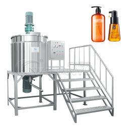 Calefacción eléctrica de alta calidad depósito mezclador mezclador líquido acondicionador de buque tanque agitador de máquina de fabricación de jabón líquido