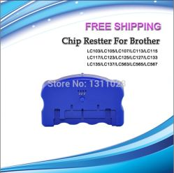 Chip Resetter per Brother LC103 LC105 LC107 LC113 LC115 LC117 LC123 LC125 LC127 LC133 LC135 LC137 LC563 LC565 LC567