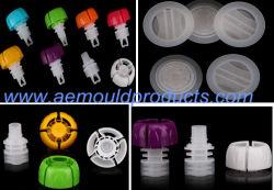 Plastikform für Absaugung-Schutzkappe
