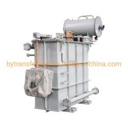 Trasformatore raddrizzatore per alimentazione elettrica a immersione in olio 10 kv per elettrochimica (ZHSZK-8000/10)