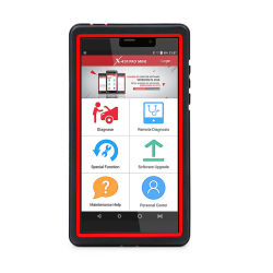 Inicie o X431 PRO Mini Bluetooth com 2 anos gratuita Update online poderosas que Diagun