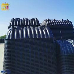 Tanque do digestor de Biogás de plástico acima do solo 1000 Galão fossa séptica para Argélia Wc Portáteis