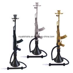 2017 Hot Sale de la Chine de la fabrication des armes à feu narguilé gros Shisha AK47