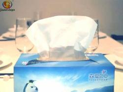 Bambu OEM toalha de papel tissue