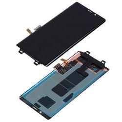 Mobile display LCD de ecrã táctil digitalizador para a Samsung Galaxy Nota9