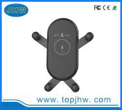 Support voiture chargeur sans fil pour Qi téléphones universelle La charge rapide