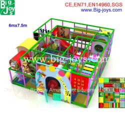 Детские игрушки новейший игровой площадкой для установки внутри помещений в парк развлечений