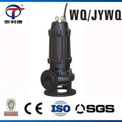 Pozo centrífugo eléctrico de cable de cobre y la arena sucia del cortador de aguas residuales/Coffee/bomba de agua sumergible agitador Factory