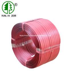 L'emballage en plastique PET de haute qualité de l'acier de la courroie d'emballage avec prix d'usine