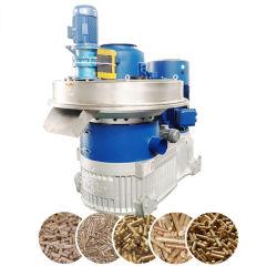 De Korrel die van de Brandstof van de Biomassa 1.5-2t/H van Yulong 132kw Granulator maken