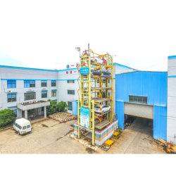 Pcx Série D automatizado Oficina Mecânica Vertical Equipamento carrossel giratório Multistory Estacionamento Automóvel com sistema de certificados CE