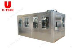 Automatique de boisson gazeuse citron de bicarbonate de l'eau potable de remplissage et de l'emballage Making Machine