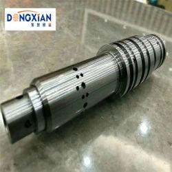 Cat320c Válvula de descarga hidráulica excavadora duradera para maquinaria de construcción