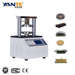 Papiertestgerät-Ring-Zerstampfung-Stärken-Prüfungs-Instrument