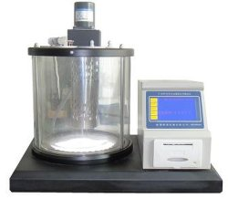 Digital viscosidade do óleo de teste de equipamentos/viscosidade cinemática de Vapor