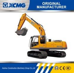 XCMGの役人Xe215c 21tonのセリウムとの販売のための油圧クローラー掘削機