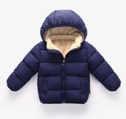 Parque casaco de Inverno Cotton-Padded Jaqueta com pêlo e de espessura Cotton-Padded quente casaco