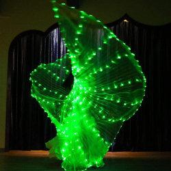 Fatos de Dança LED dançar as escoras de guarda-lamas