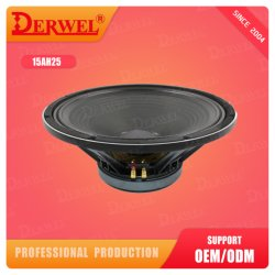 """Hot Sale 15"""" Pro Audio Haut-parleur professionnel de haute qualité Président"""