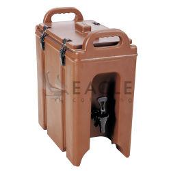 Bebida Castanha plástico dispensador de servidor e recipiente de isolados de Acessórios