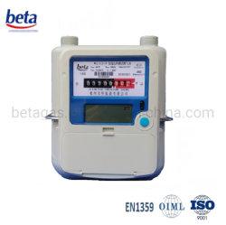 前払い無線リモートスマート測定ガスメーター