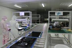 De lijn van Line&Production van de Assemblage van de Recentste Cleanroom LEIDENE Transportband van de Ruit
