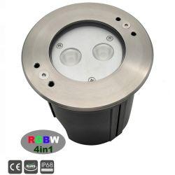 10W IP68 RGBW LED Бассейн лампа
