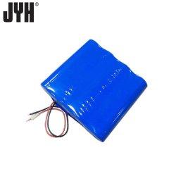 18650 2000mAh au lithium-ion 14,8 V Batterie pour la communication radio bidirectionnelle