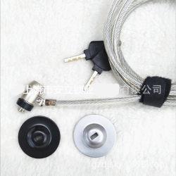 Serratura del computer portatile, serratura del taccuino, serratura del calcolatore, serratura del computer portatile di alta qualità, Al-72012