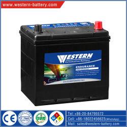 12V Meilleur Prix au plomb-acide de batterie automatique de stockage de SLA MF de l'automobile pour la voiture à partir de la batterie