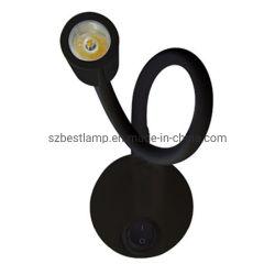 Высокая мощность 1 Вт Светодиодные лампы кровати фонаря направленного света