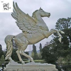 Горячие большие объемы продаж за пределами сад украшения из камня резьба <Tianma>Мраморные статуи Masb-05