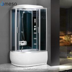 Cabine de douche populaire en forme de D avec prix