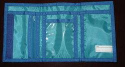 Portefeuille de promotion de cadeaux en nylon / carte cas