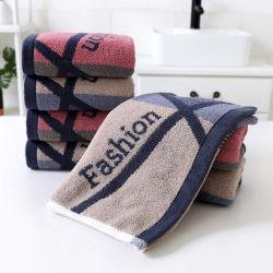 أزياء رائعة من القطن جاكار من قماش الوشاسيكس Unisex Wash Sports Tennis Gyoga الحمام منشفة كبيرة شاطئ حمام الشمس منشفة حمام هدية