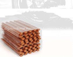 신제품 100*6mm 브라운 색깔 지구 타이어 수선 물개