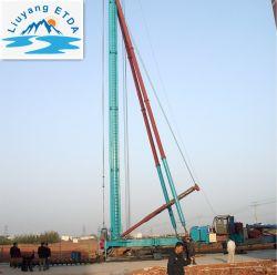 ボーリング穴用杭ドライバのパンチング( Punching Pile Driver for Boring Hole of Bridge and Building ) 中国掘削リグ機械ボアパイルで製造