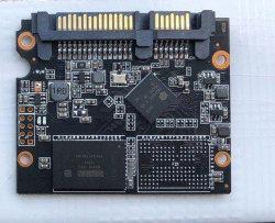 Fabriek Originele 2.5 SATA III de Harde Aandrijving 128GB SSD SSD van de Interface 120GB voor Desktop