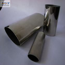Tp201 스테인리스 스틸 타원형 튜브