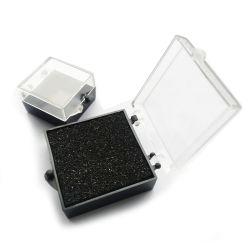 고품질 맞춤형 로고 코인 박스 벨벳 선물 귀금속 포장 포장용 박스 선물 상자(YB-B-2)