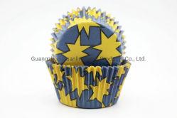 종이 컵케이크 케이스 LFGB FDA 승인 컵케이크 라이너 Bc1502