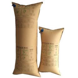 sacchetto del pagliolo dell'aria del cuscino del contenitore del sacchetto di aria della carta kraft di 500*1000mm