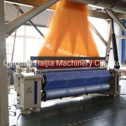 Prijs voor Haijia High Quality Weving Cotton/Textile/ Air Jet Loom Met Cam of Jacquard shedding