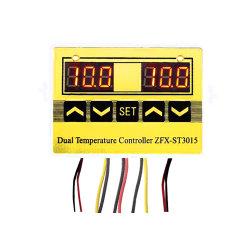Zfx-St3015 L'affichage numérique du contacteur de commande de température intelligent de l'humidité