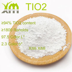نوع من الطرود مادة كيميائية ثاني أكسيد التيتانيوم من الدرجة الأولى من نوع TO2 لمدة طلاء المساحيق